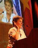 Elena Goti Deputy secretary of VNGOC