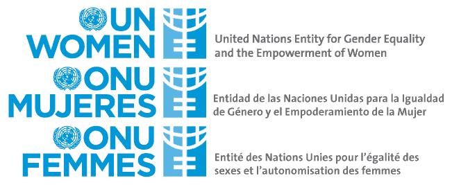 Logo Onu Mujeres