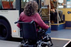 Access to public transportation is a key element for inclusion
