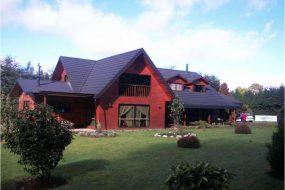 The Domo Paihuén residential center (Chile)