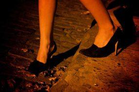 Prostitución callejera
