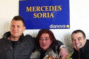 """La Quintanilla"" devient le Centre Mercedes Soria"