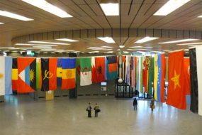 L'Office des Nations Unies à Vienne (Autriche)