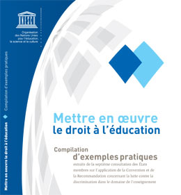 Mettre en oeuvre le droit à l'éducation