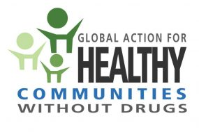 Global action for healthy communities without drugs