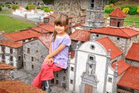 In Catalunya en Miniatura's famous scale model theme park