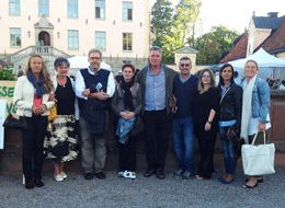 A Dianova work meeting in Sweden