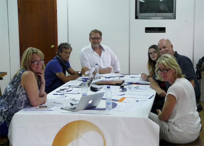 Dianova Sweden Board of Directors meeting