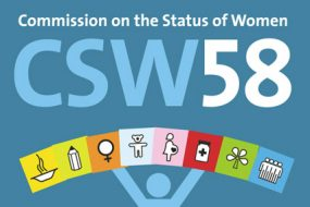 Commission on the Status of Women (CSW58)