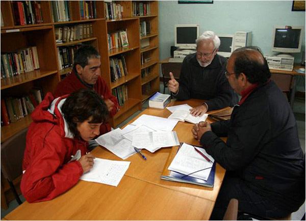 English lessons at Can Parellada