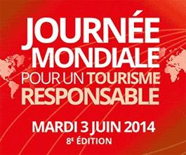 Journée mondiale tourisme responsable