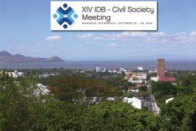 civil society meeting managua