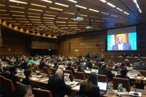 Reunión del CND en Viena, Diciembre de 2014