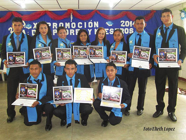 Dianova Nicaragua school