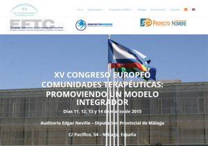congreso europeo comunidades terapéuticas