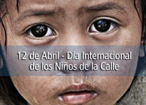 Día Internacional de los Niños de la Calle