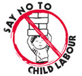 Say no to child labor