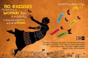 Journée mondiale de la population