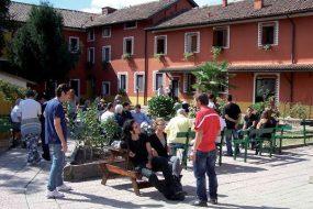 Dianova Center in Cozzo (Italy)