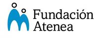 logo fundacion atenea