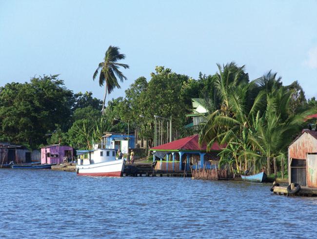 La laguna de Perlas (Pearl Lagoon)