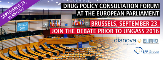 Consultation forum at the European Parliament