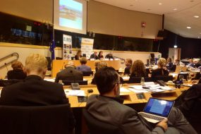 Drug policy consultation forum at the European Parliament