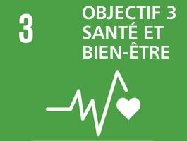 Objectif 3: Bonne santé et bien-être