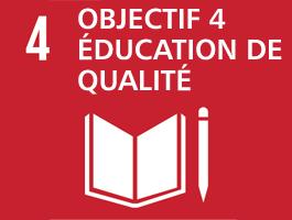 Objectif 4: Education de qualité