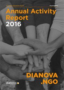Dianova - 2016 Annual Report