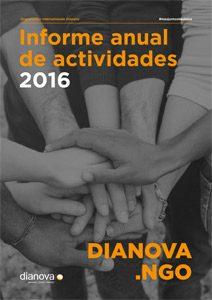 Dianova Informe anual 2016