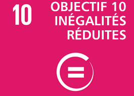 Objectif 10: inégalités réduites