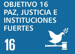 Objectif 16: Paz, justicia e instituciones fuertes