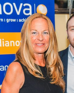 Mary-Christine Lizarza, Dianova International President