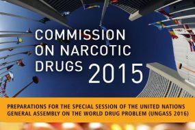 Periodo de sesiones de la Comisión de Estupefacientes