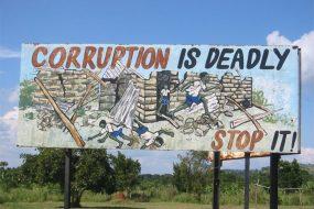La corrupción es mortal