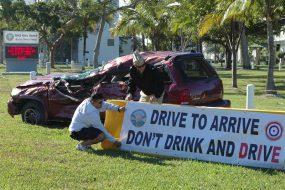 Prévention de l'alcool au volant