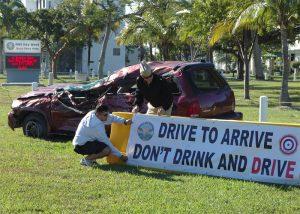 Prevención del alcohol al volante