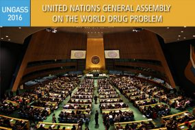 United Nations General Assembly Special Session on the world drug problem