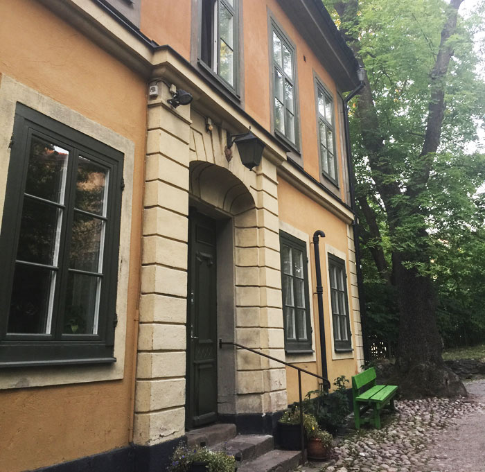 Le centre de Dianova à Stockholm