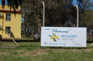 Chanaes center (Uruguay)