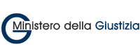 italia - logo ministerio justicia