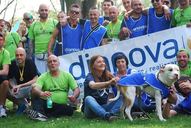 dianova milan marathon