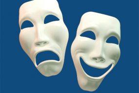 máscaras que representan la bipolaridad