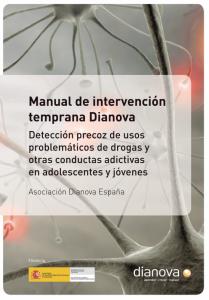 portada manual intervención temprana dianova
