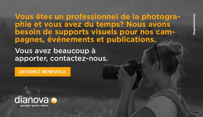 Volontariat - photo