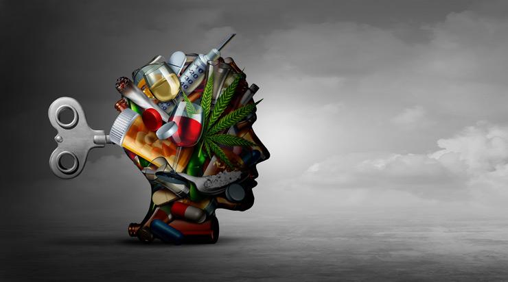Addiction et santé mentale