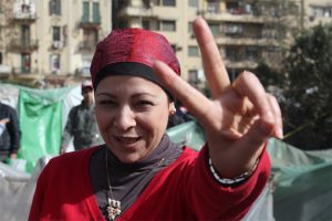 International Women's Day in Egypt