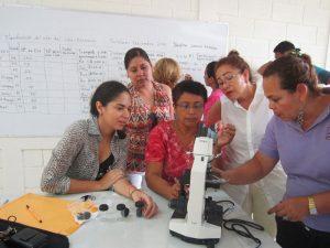 Laboratory in Dianova's facility (Nicaragua)