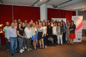 Group Pompidou training session, Stockholm (Sweden) 12-15 September 2016